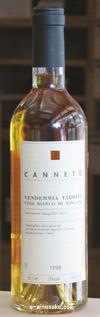 極上の貴腐ワイン!ヴェンデミア・タルディヴァ 1999 カンネート