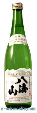 八海山」特別純米原酒 八海醸造